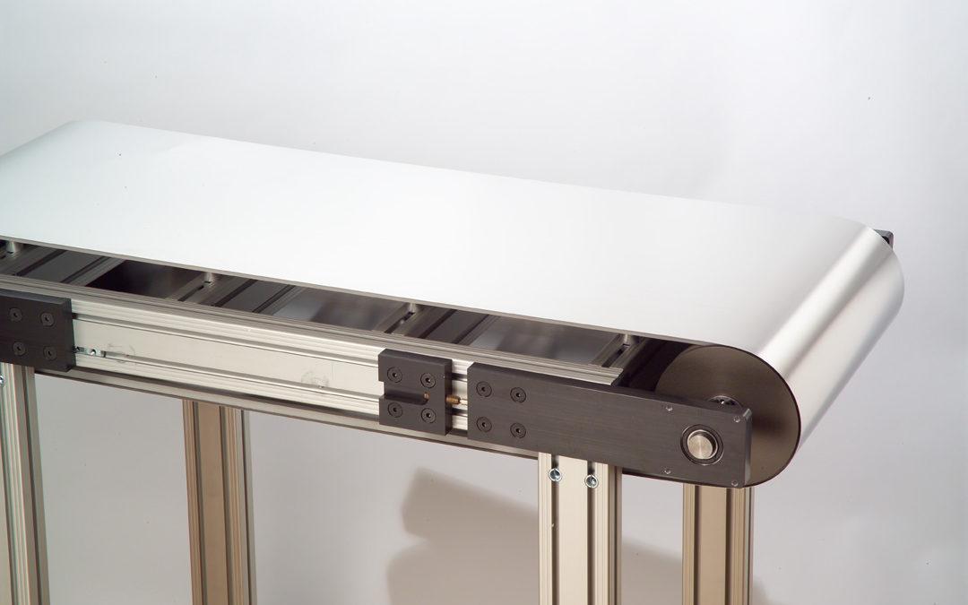 Correia Metálica Sólida para Extrusora de Pellet de Plástico